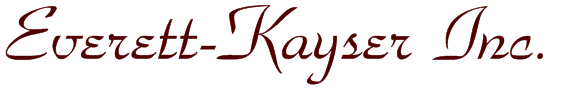 Everett-Kayser, Inc.